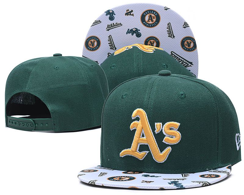 Wholesale 2020 MLB Oakland Athletics Hat 20201193