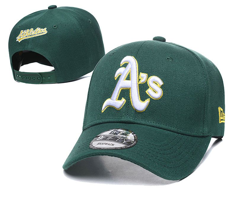Wholesale 2020 MLB Oakland Athletics Hat 20201194