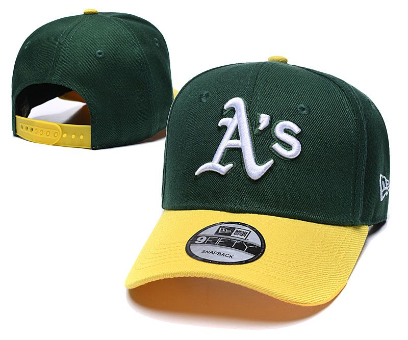 Wholesale 2020 MLB Oakland Athletics Hat 20201195