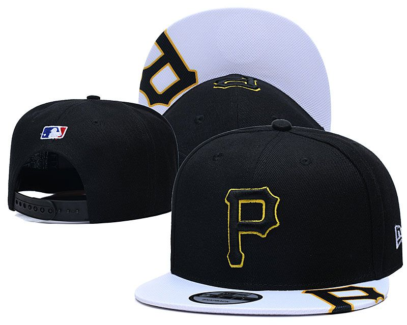 Wholesale 2020 MLB Pittsburgh Pirates Hat 20201191