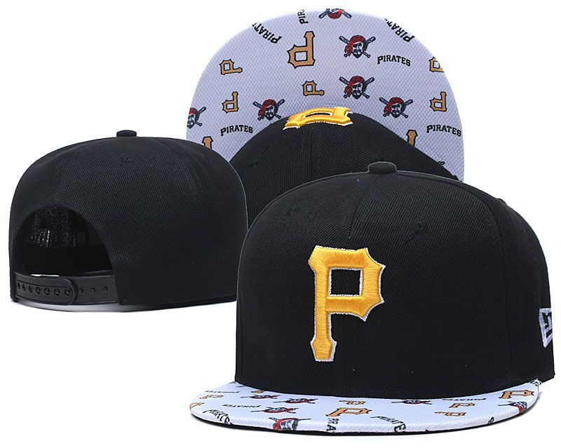 Wholesale 2020 MLB Pittsburgh Pirates Hat 20201193