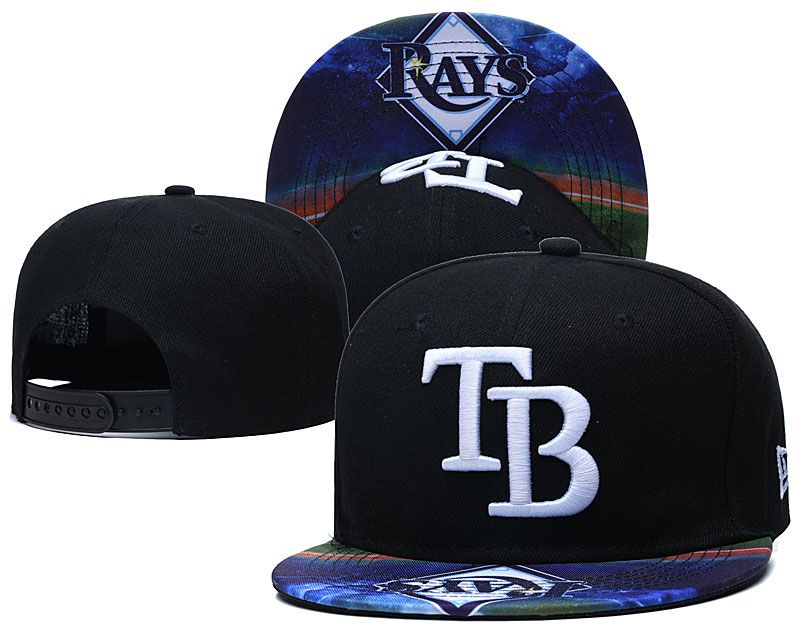 Wholesale 2020 MLB Tampa Bay Rays Hat 2020119