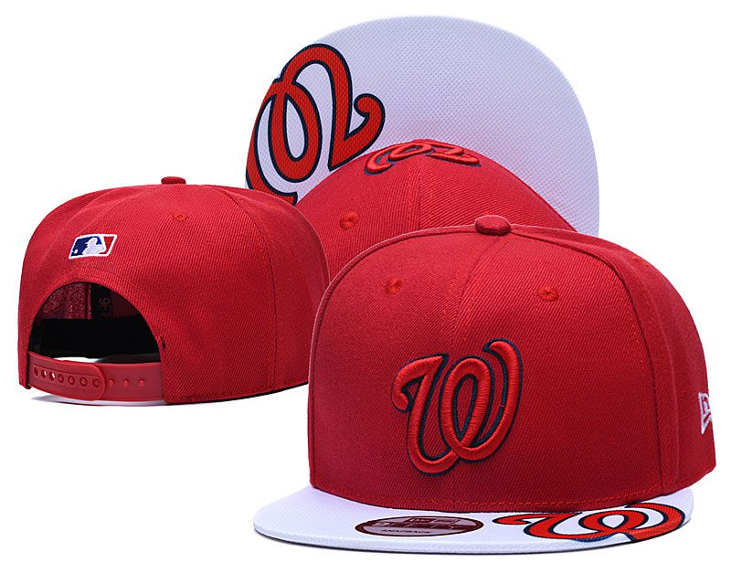 Wholesale 2020 MLB Washington Nationals Hat 2020119