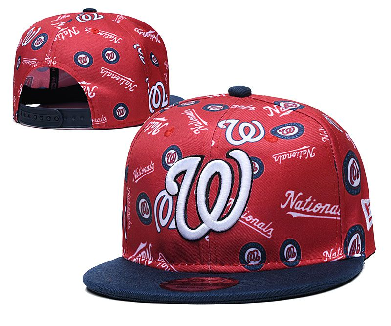 Wholesale 2020 MLB Washington Nationals Hat 20201191