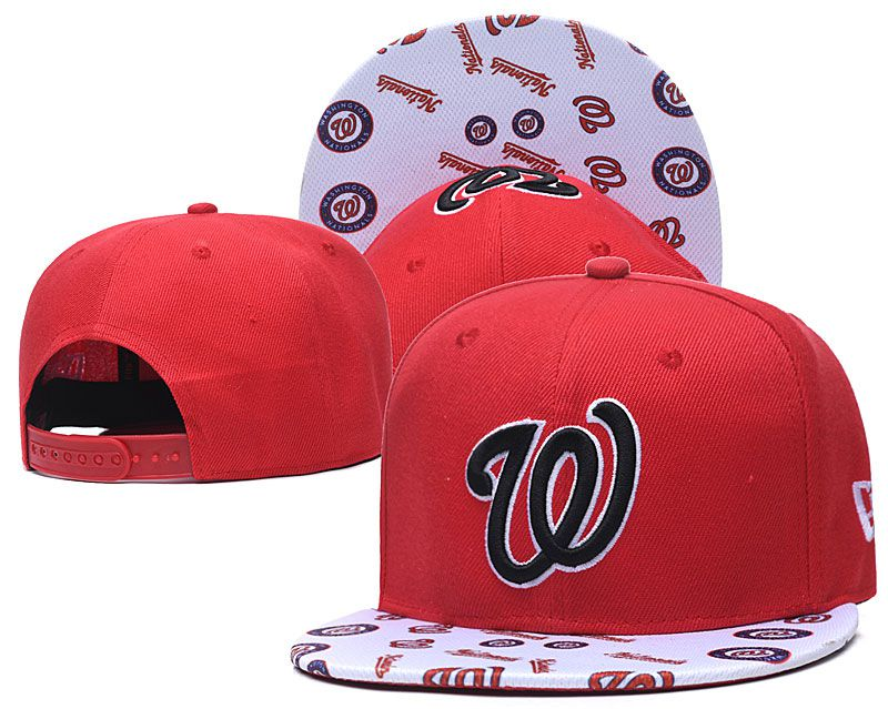 Wholesale 2020 MLB Washington Nationals Hat 20201192