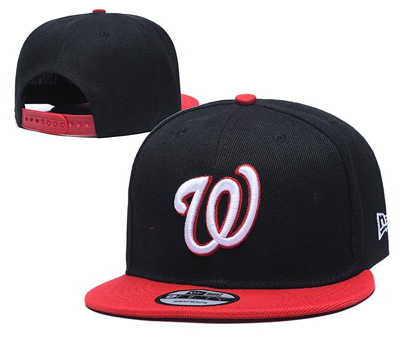 Wholesale 2020 MLB Washington Nationals Hat 20201193