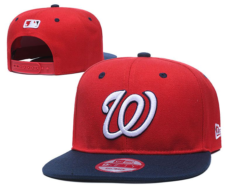 Wholesale 2020 MLB Washington Nationals Hat 20201194