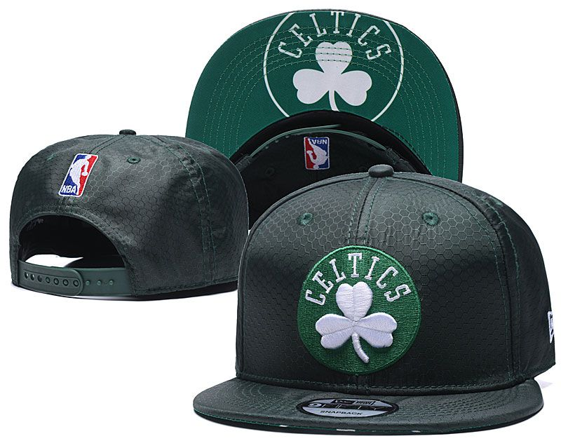 Wholesale 2020 NBA Boston Celtics Hat 20201191