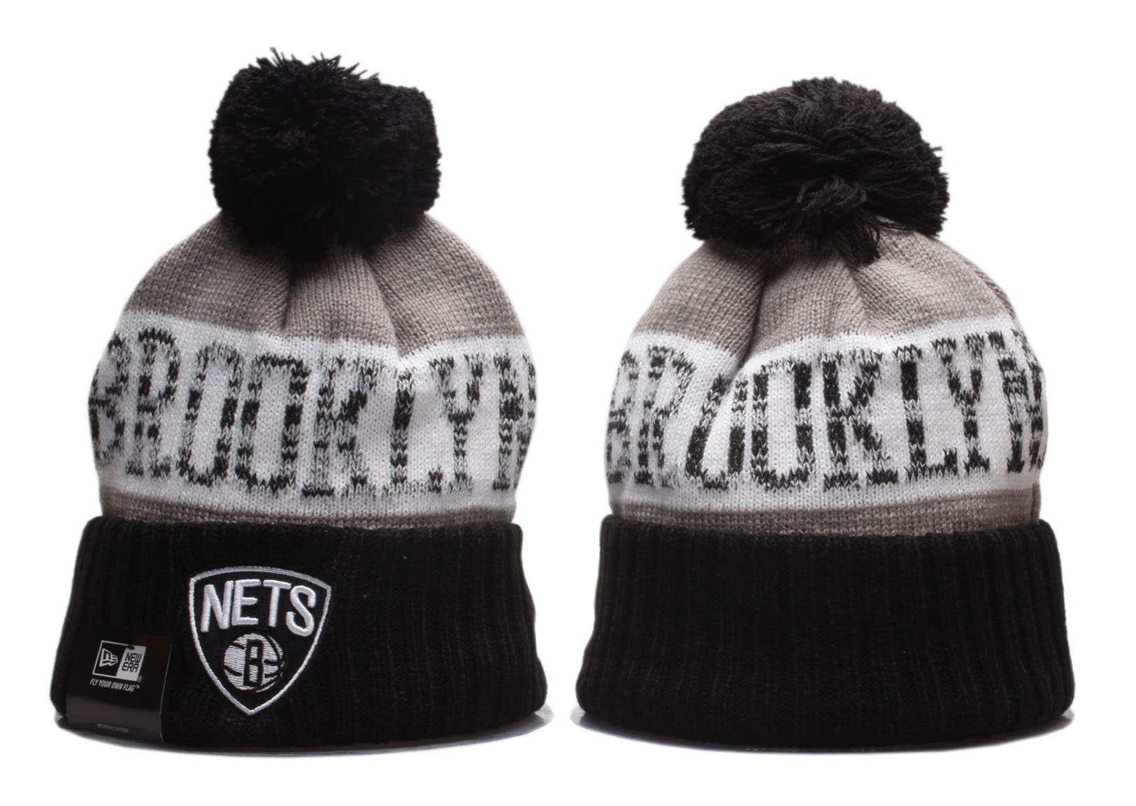 Cheap 2020 NBA Brooklyn Nets Beanies