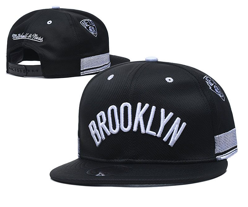 Cheap 2020 NBA Brooklyn Nets Hat 2020119
