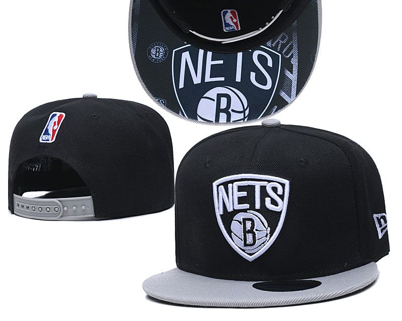 Cheap 2020 NBA Brooklyn Nets Hat 20201192