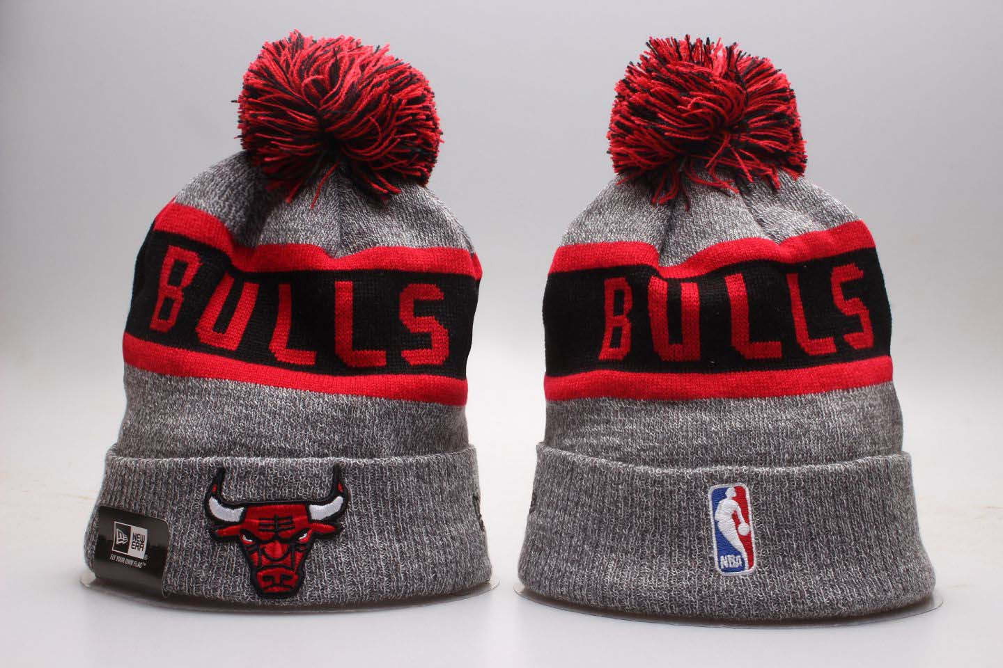 Cheap 2020 NBA Chicago Bulls 6 Beanies