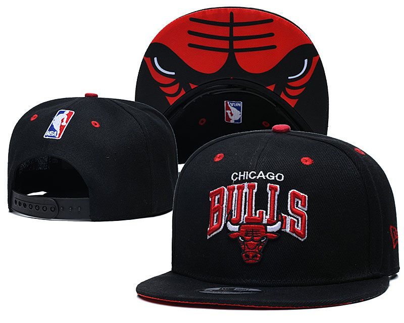 Cheap 2020 NBA Chicago Bulls Hat 20201191