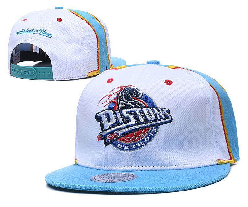 Wholesale 2020 NBA Detroit Pistons Hat 2020119
