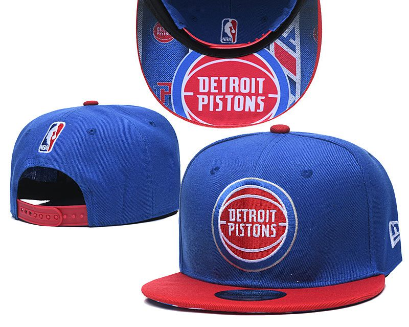 Wholesale 2020 NBA Detroit Pistons Hat 20201191