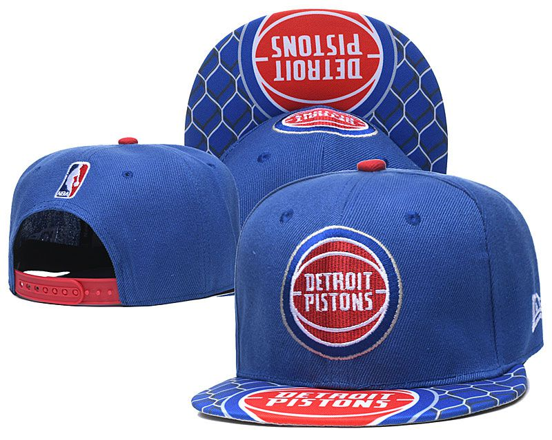 Wholesale 2020 NBA Detroit Pistons Hat 20201192