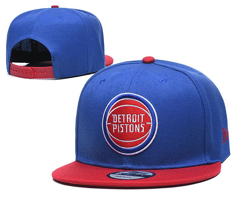 Wholesale 2020 NBA Detroit Pistons Hat 20201193