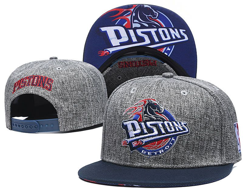 Wholesale 2020 NBA Detroit Pistons Hat 20201194