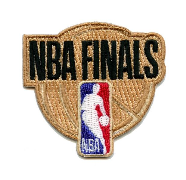 2020 NBA Finals Championship Jersey Patch Los Angeles Lakers Miami Heat