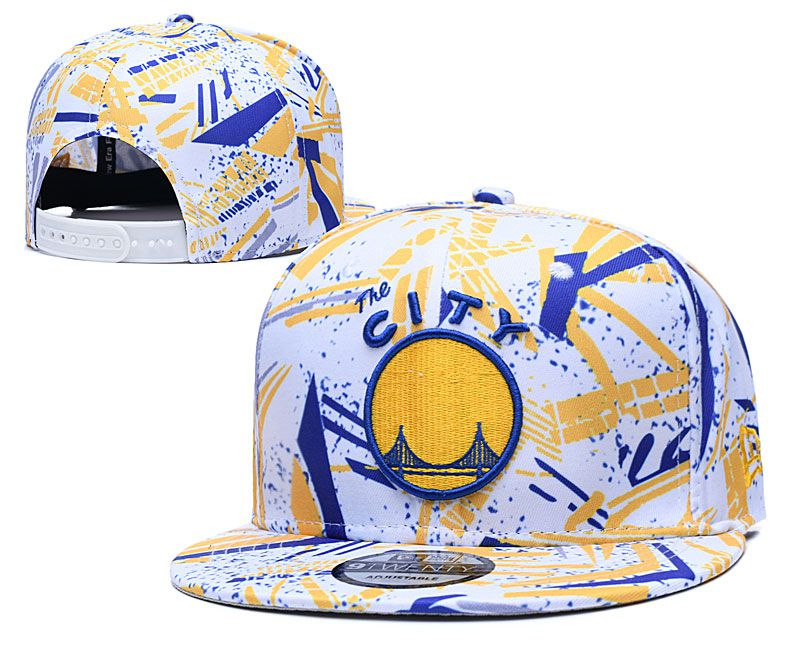 Wholesale 2020 NBA Golden State Warriors Hat 2020119