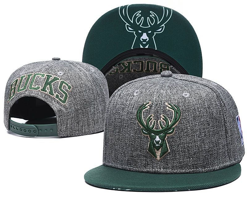 Wholesale 2020 NBA Milwaukee Bucks Hat 20201193