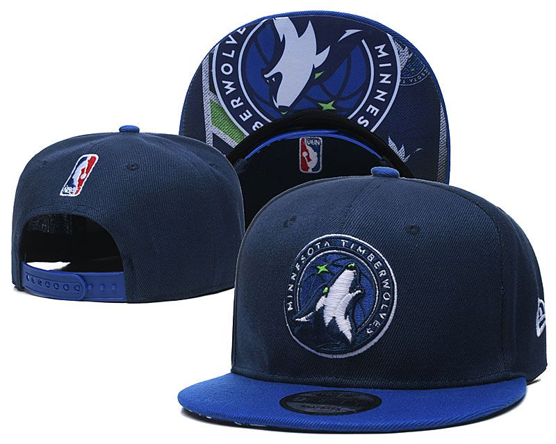 Cheap 2020 NBA Minnesota Timberwolves Hat 2020119