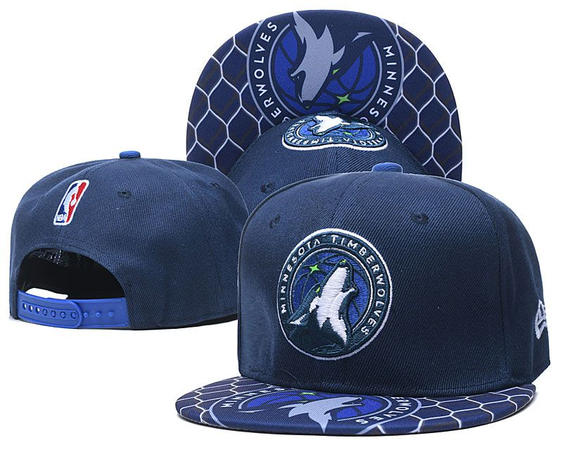 Cheap 2020 NBA Minnesota Timberwolves Hat 20201191