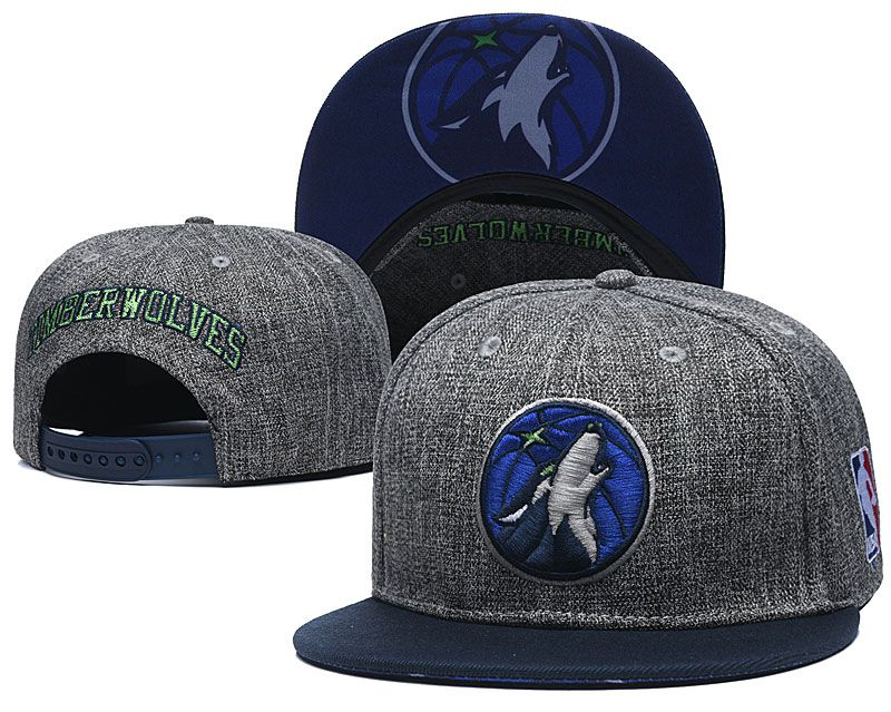 Cheap 2020 NBA Minnesota Timberwolves Hat 20201192