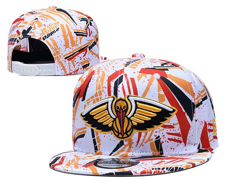Wholesale 2020 NBA New Orleans Pelicans Hat 2020119