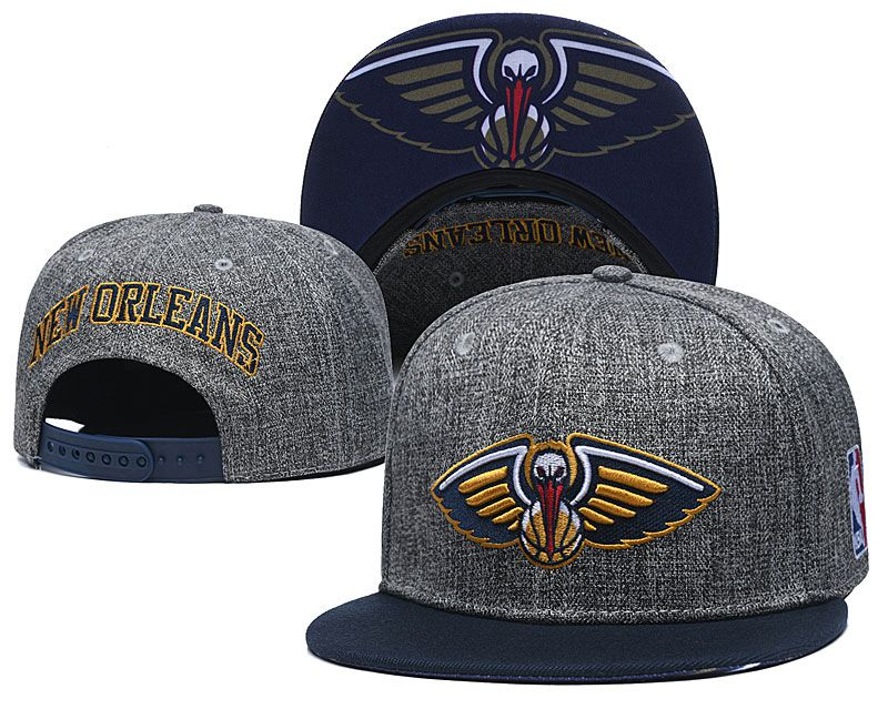 Wholesale 2020 NBA New Orleans Pelicans Hat 20201191