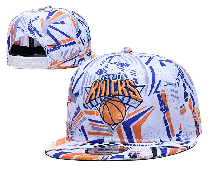 Cheap 2020 NBA New York Knicks Hat 2020119
