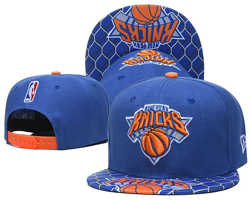 Cheap 2020 NBA New York Knicks Hat 20201192
