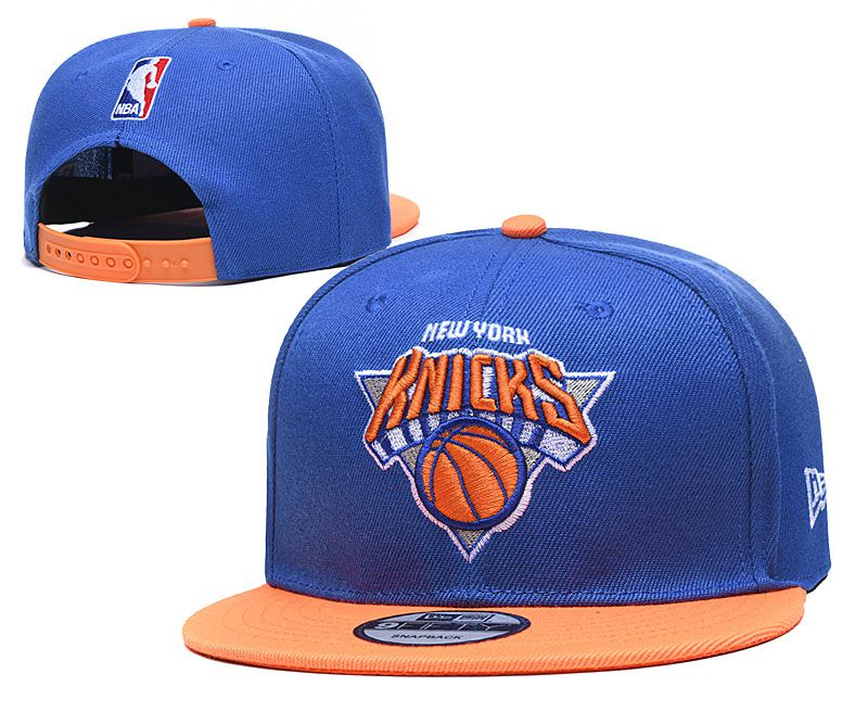 Cheap 2020 NBA New York Knicks Hat 20201193