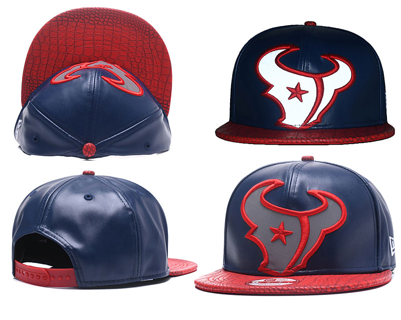 2020 NFL Houston Texans 4 hat GSMY