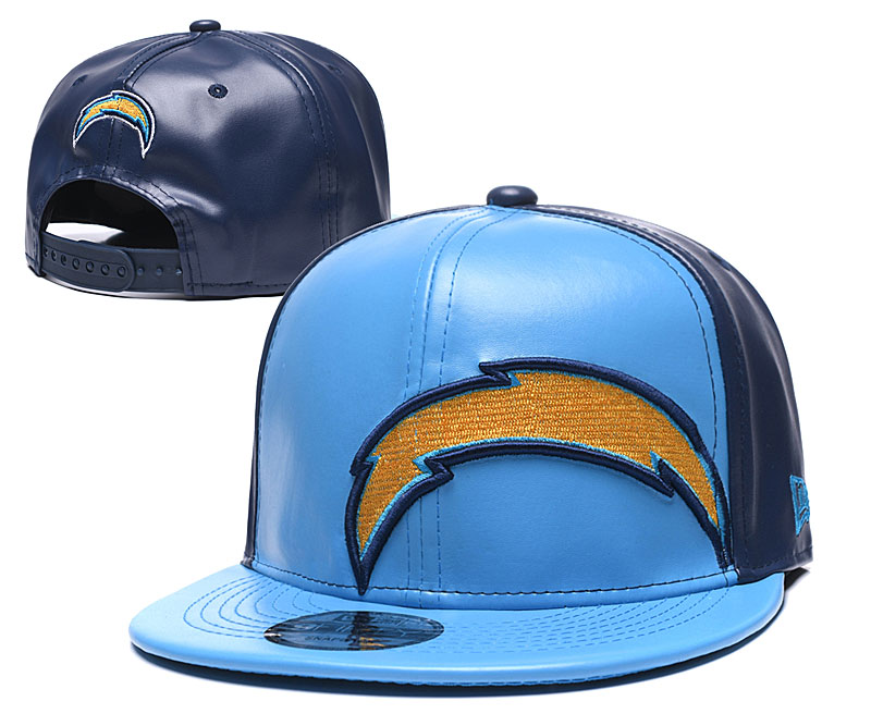 2020 NFL Los Angeles Chargers hat GSMY