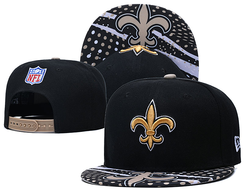 Wholesale 2020 NFL New Orleans Saints Hat 2020119