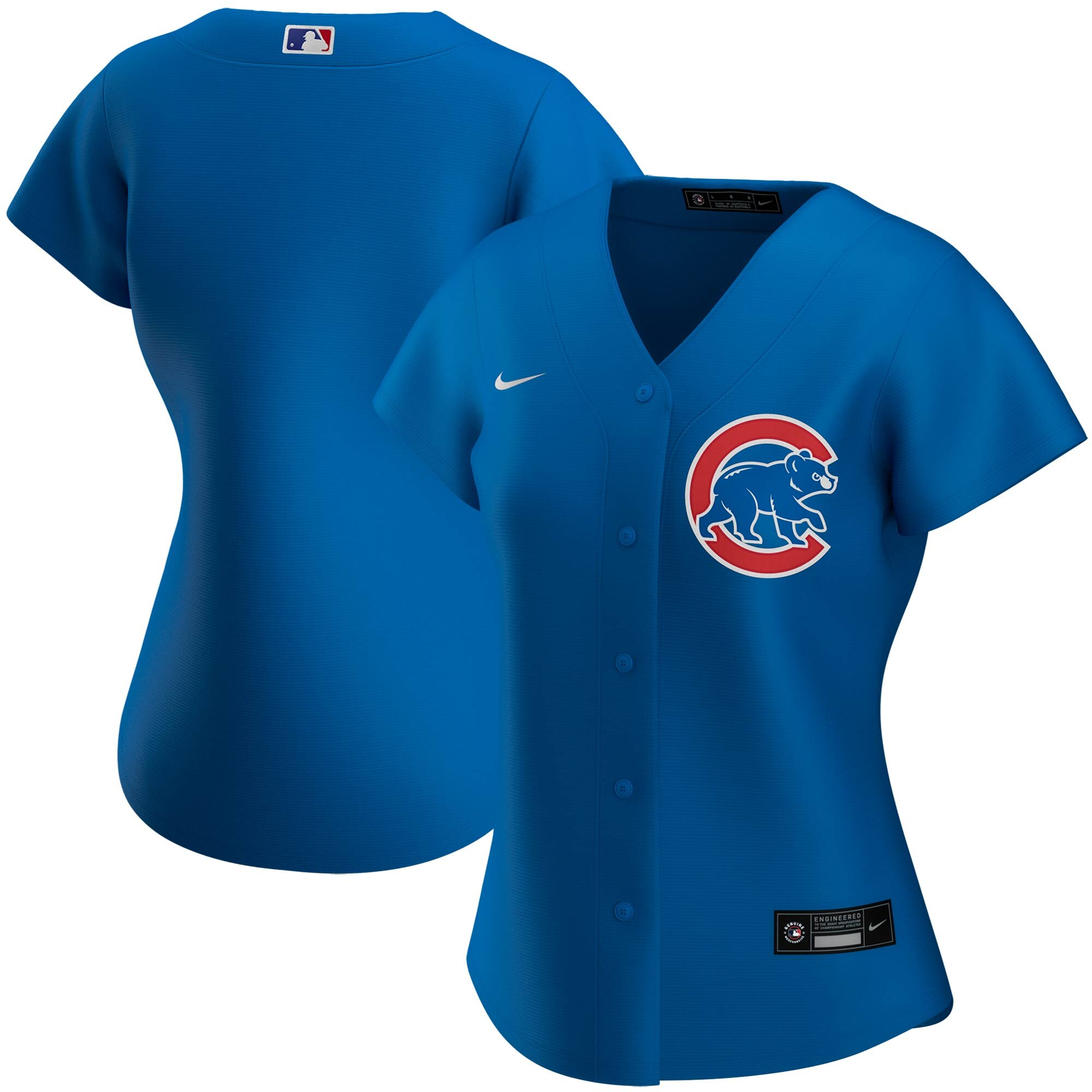 Cheap Chicago Cubs Nike Women Alternate 2020 MLB Team Jersey Royal