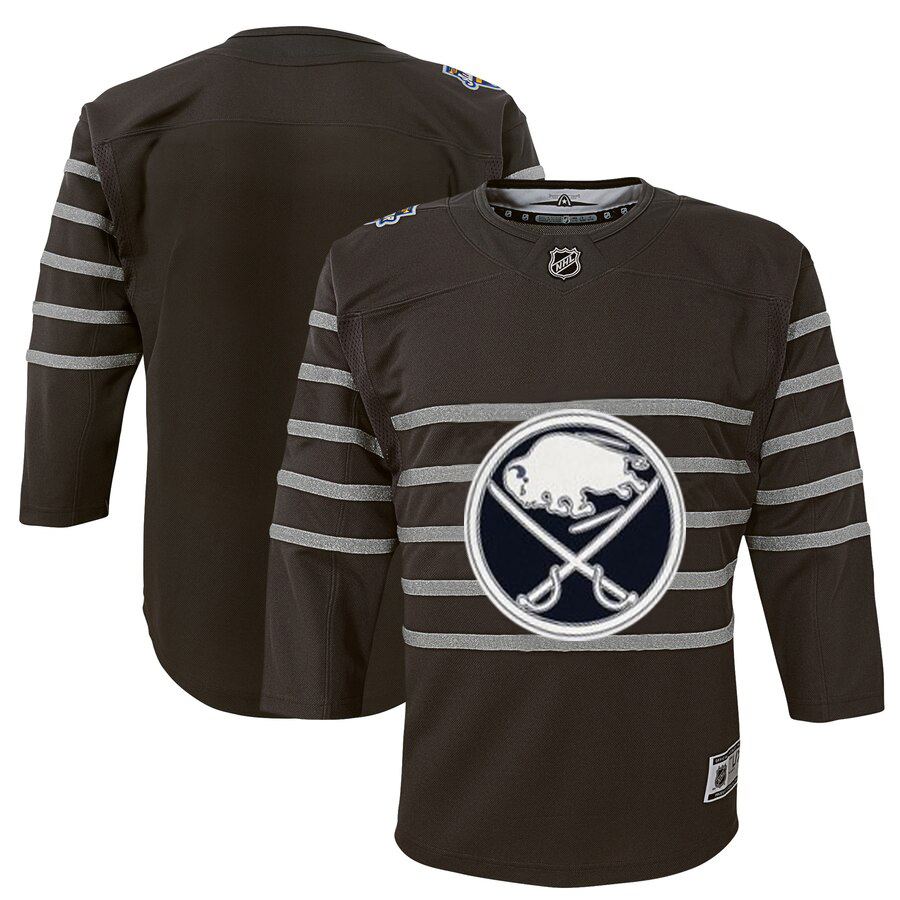 Cheap Youth Buffalo Sabres Gray 2020 NHL All-Star Game Premier Jersey