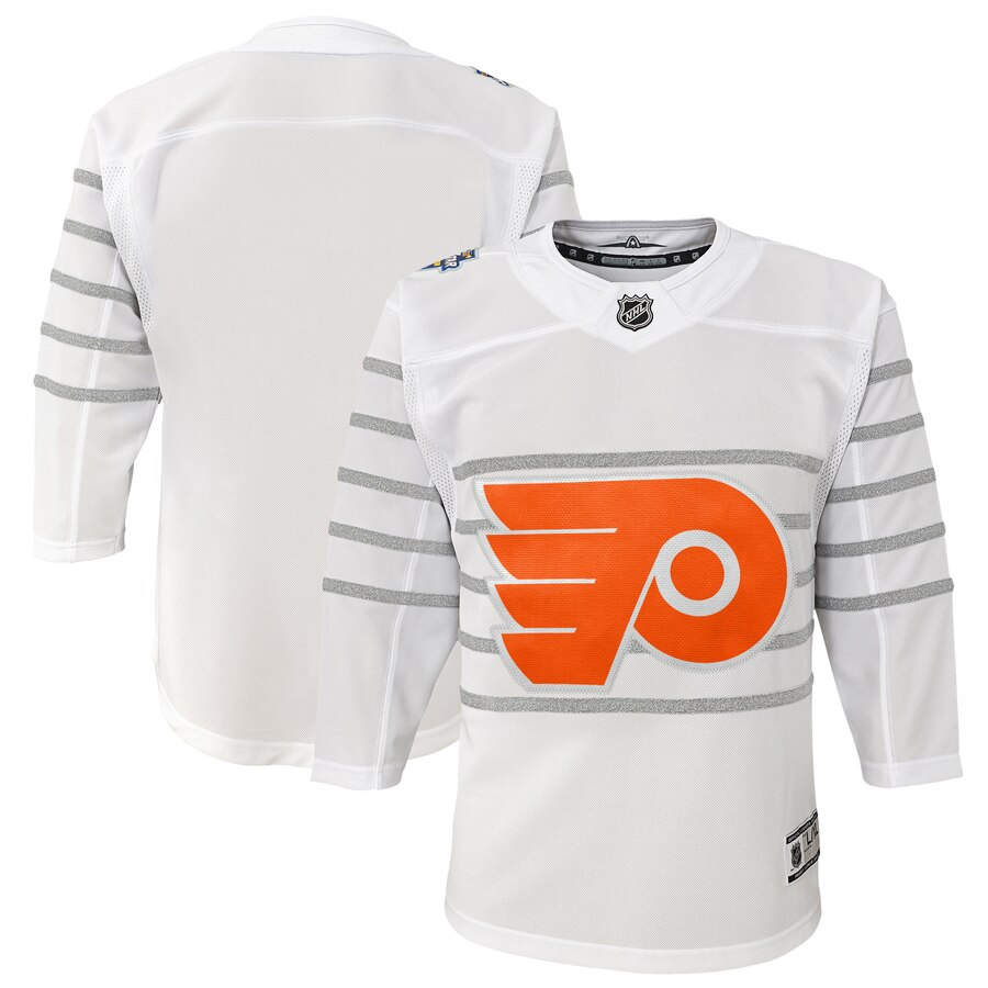 Cheap Youth Philadelphia Flyers White 2020 NHL All-Star Game Premier Jersey