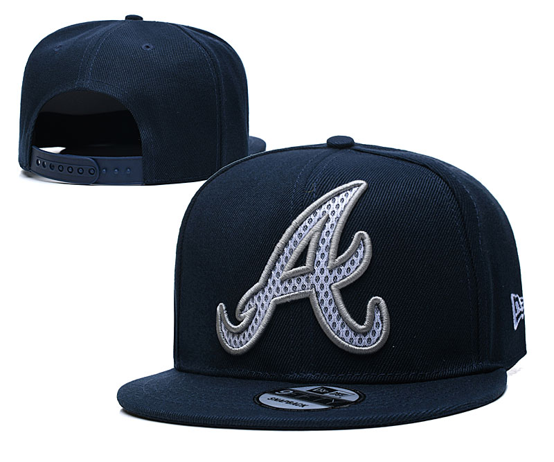 Cheap 2020 MLB Atlanta Braves TX hat 1229