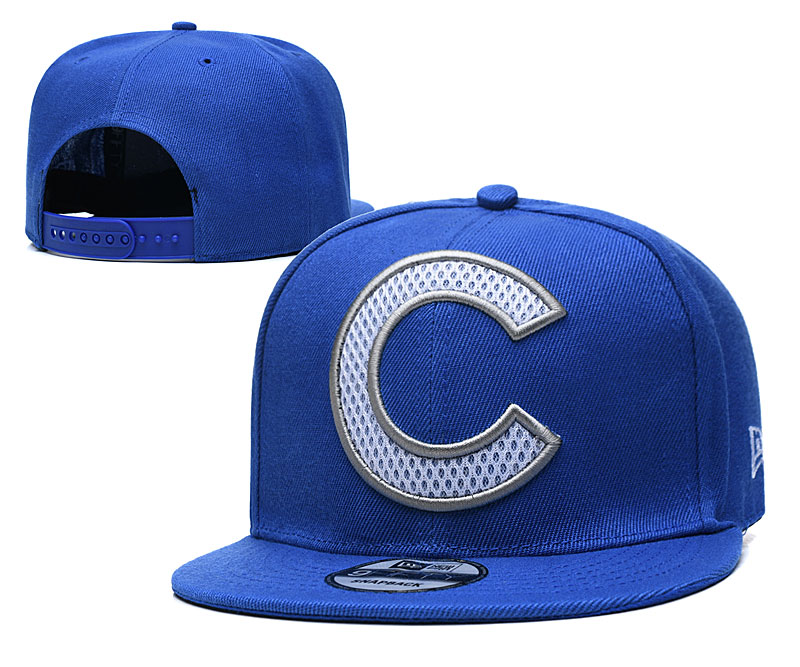Cheap 2020 MLB Chicago Cubs TX hat 1229