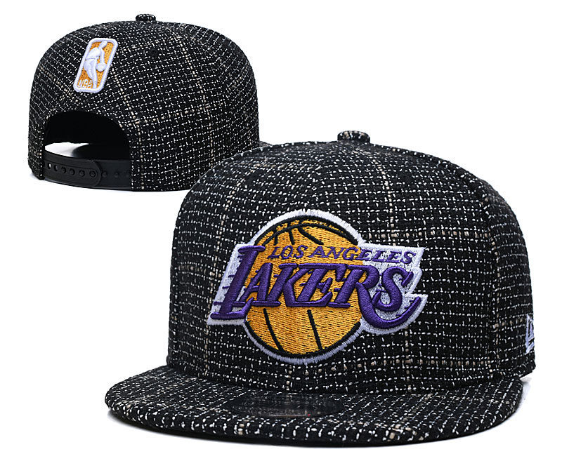 Cheap 2020 NBA Los Angeles Lakers 14GSMY hat