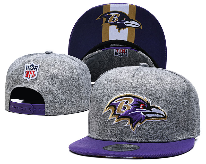 Wholesale 2020 NFL Baltimore Ravens 26GSMY hat