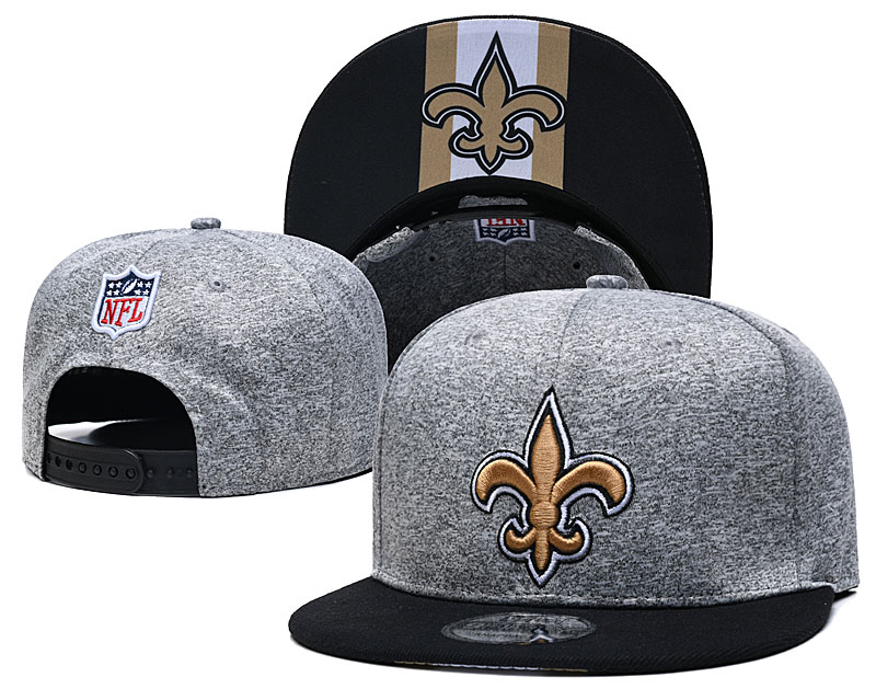 Wholesale 2020 NFL New Orleans Saints 30GSMY hat