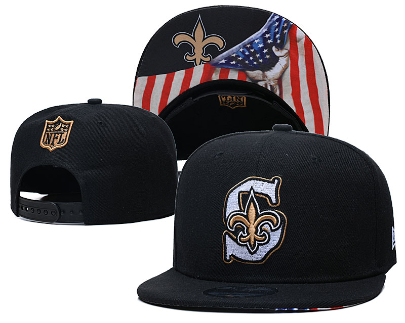 Wholesale 2020 NFL New Orleans Saints GSMY hat 1229