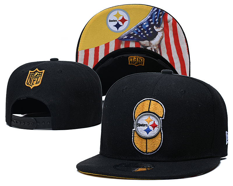 Wholesale 2020 NFL Pittsburgh Steelers GSMY hat 1229