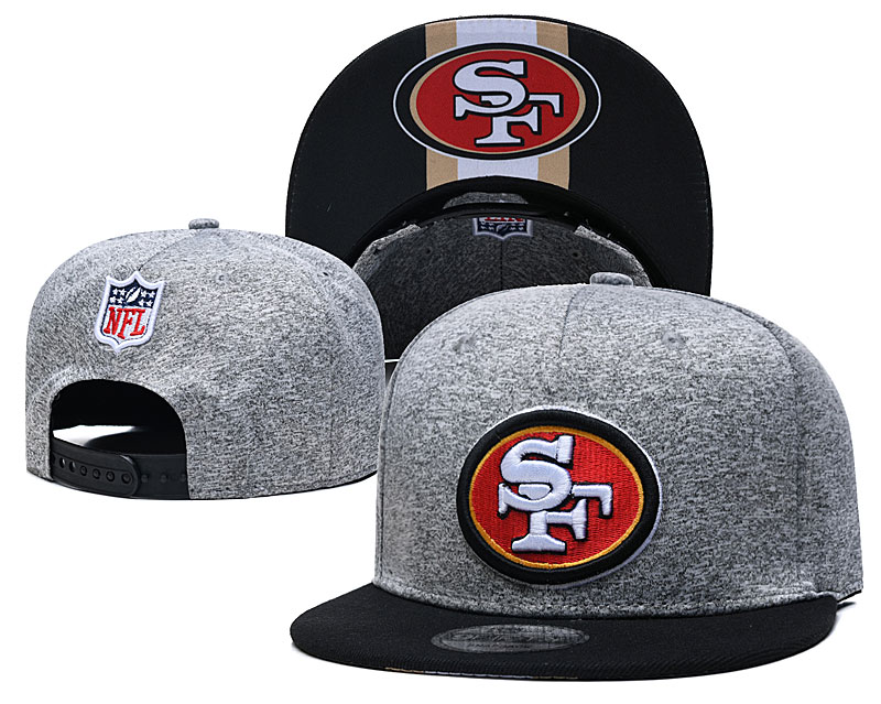 Cheap 2020 NFL San Francisco 49ers 32GSMY hat