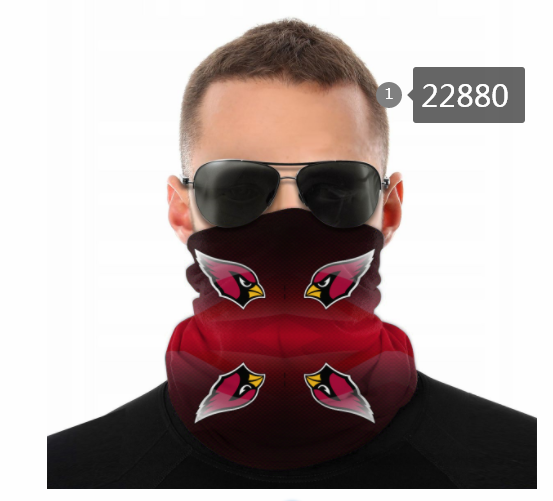 Cheap 2021 NFL Arizona Cardinals 48 Dust mask with filter
