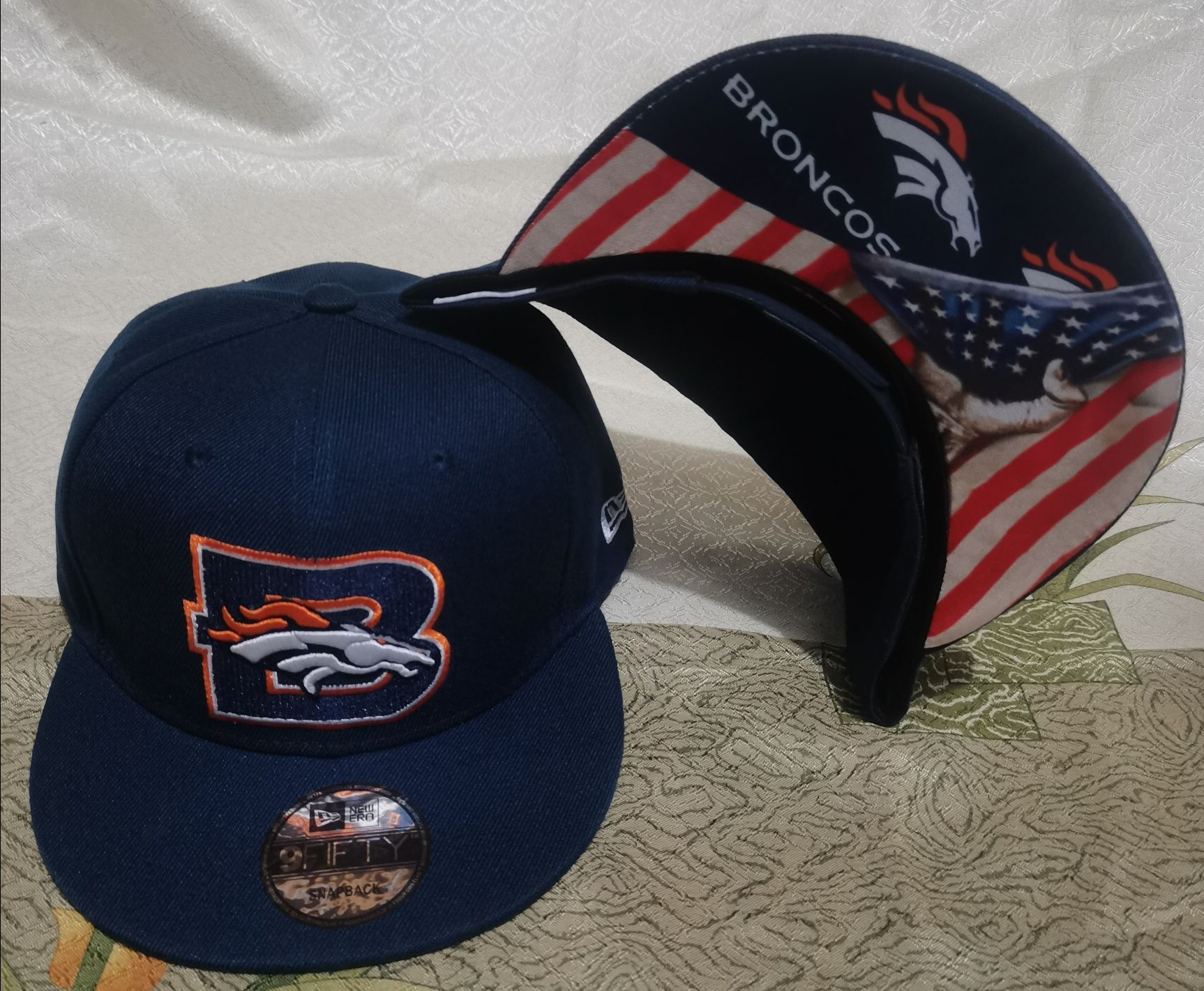 Wholesale 2021 NFL Denver Broncos 15 hat