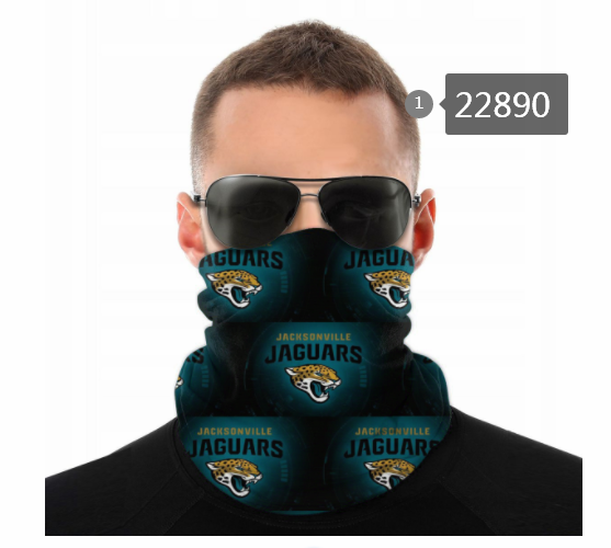 Cheap 2021 NFL Jacksonville Jaguars 38 Dust mask with filter